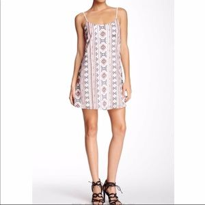 Sam Edelman beads embroidered dress,  size S